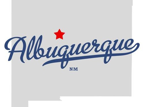 (CC) BY-NC Map of Albuquerque NM via http://townmapsusa.com