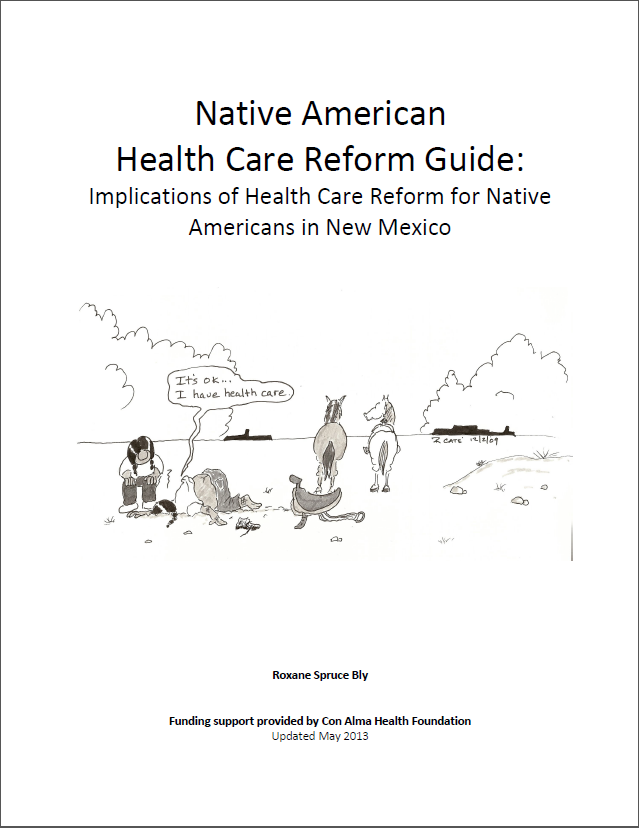 Native American Health Care Reform Guide UPDATED May2013 tn
