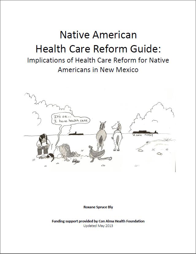 Native American Health Care Reform Guide