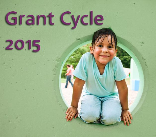2015 Small Grant Recipients