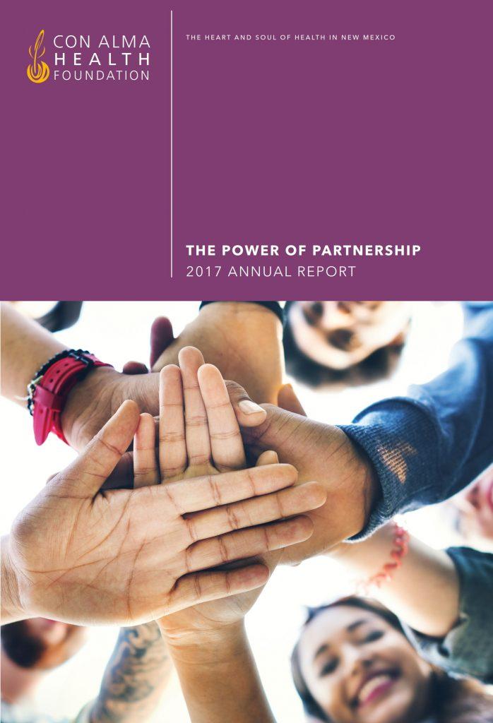Con Alma Health Foundation 2017 Annual Report