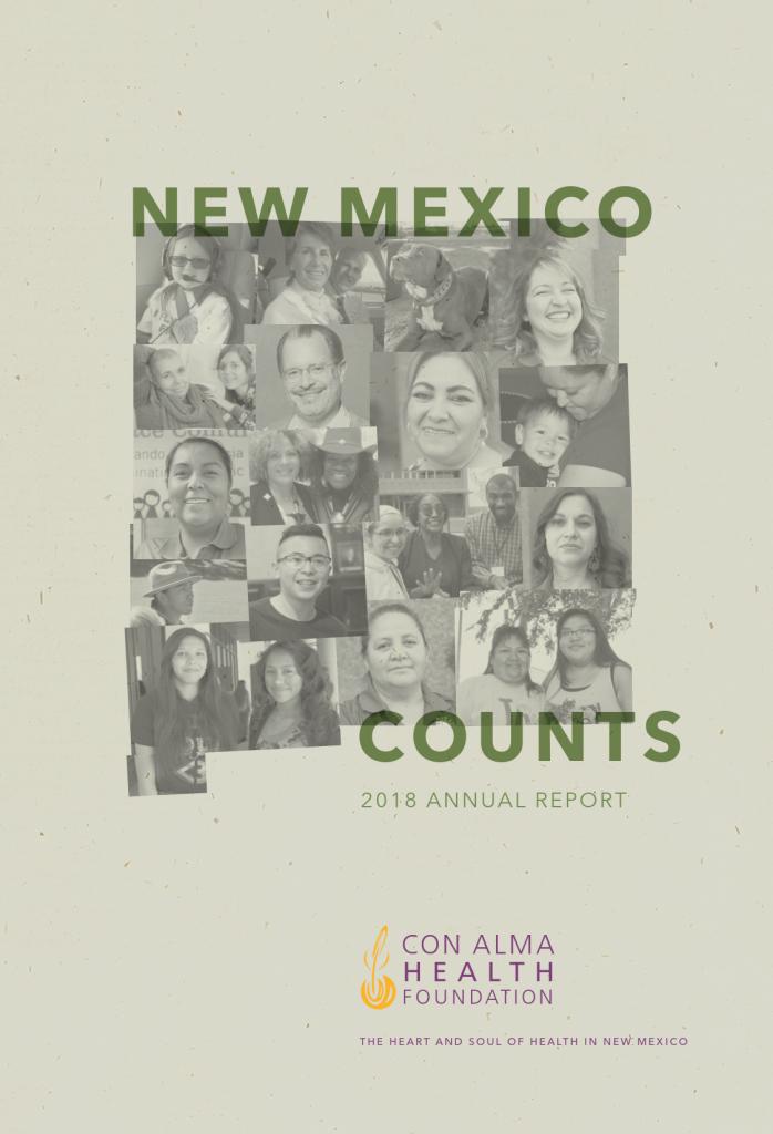 Con Alma 2018 Annual Report