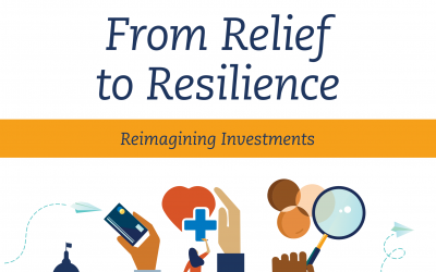 From Relief to Resilience