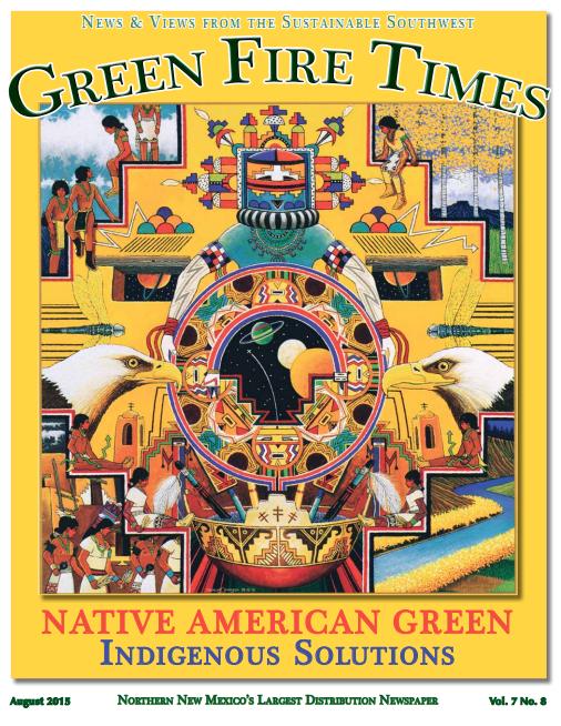 A:ho' A:wan Doyenkakya Dehwanne • A 'People's Garden' at Zuni Pueblo