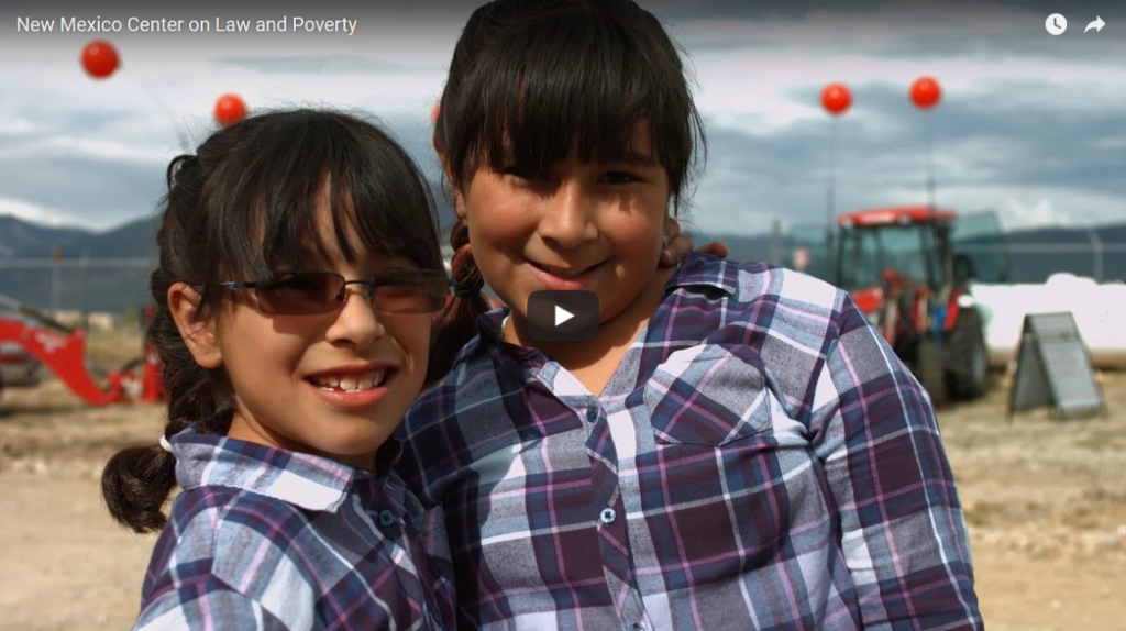 New Mexico Center on Law and Poverty